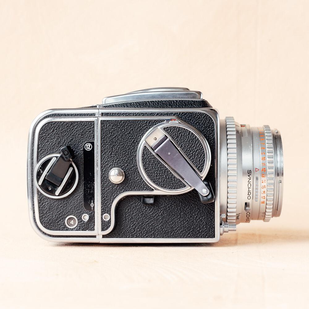 Hasselblad 500CM Kit — Film Objektiv