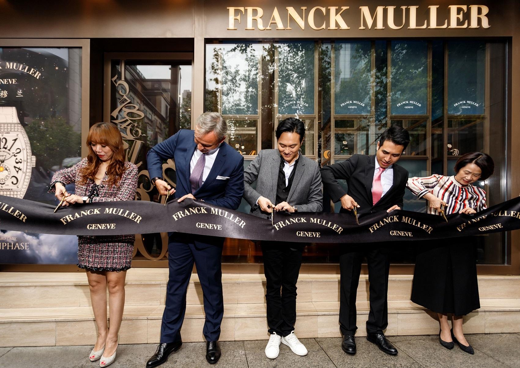 Franck Muller_Shanghai Nanjing West Road Boutique Opening_1.JPG