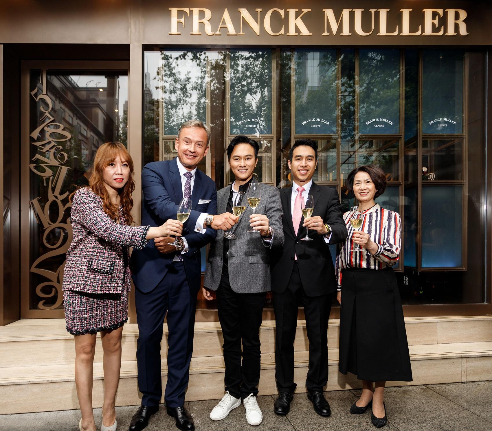 Franck Muller_Shanghai Nanjing West Road Boutique Opening_2.JPG