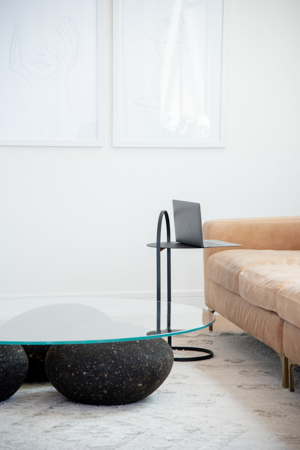 Mesa Água Coffee Table - black — sossego