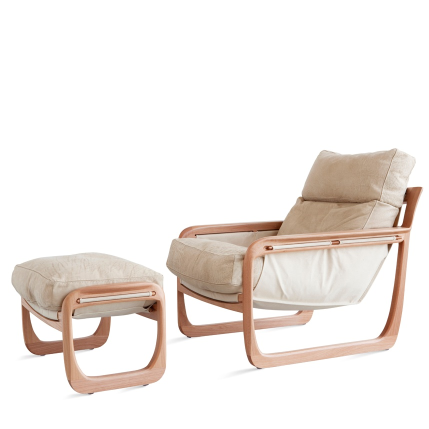 Pitu Chaise Lounge Chair Sossego