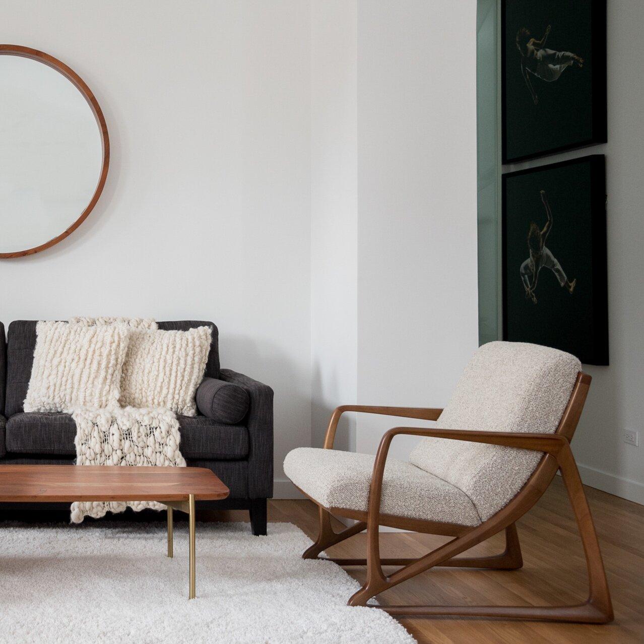 Lupita Lounge Chair Sossego