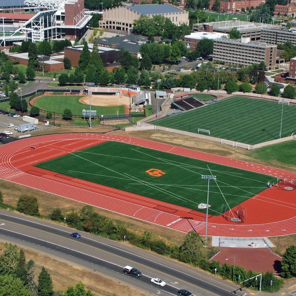 OSU Track & Field Phase I