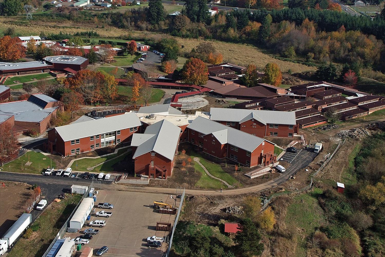 Chemawa Indian School Dorms