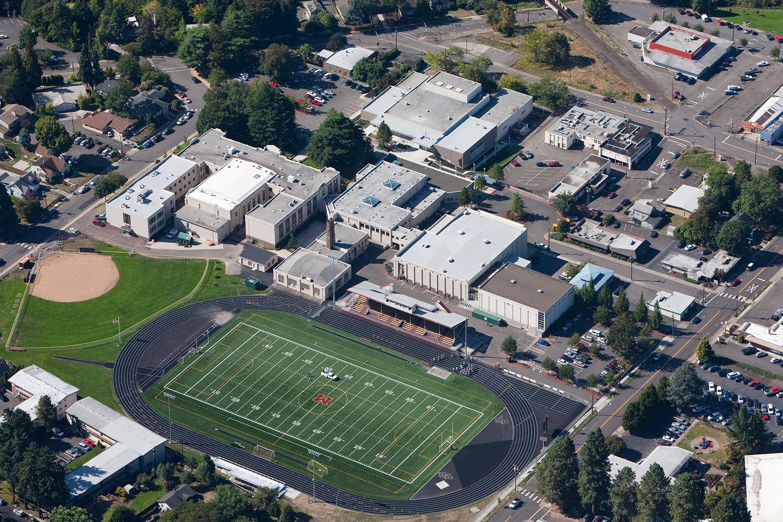 Milwaukie High School Additions