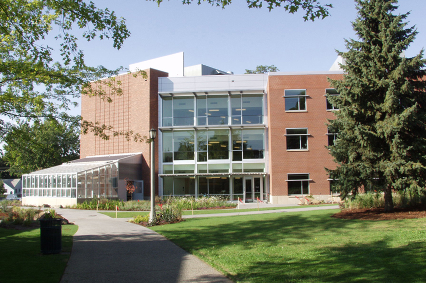 Whitman College Science Building