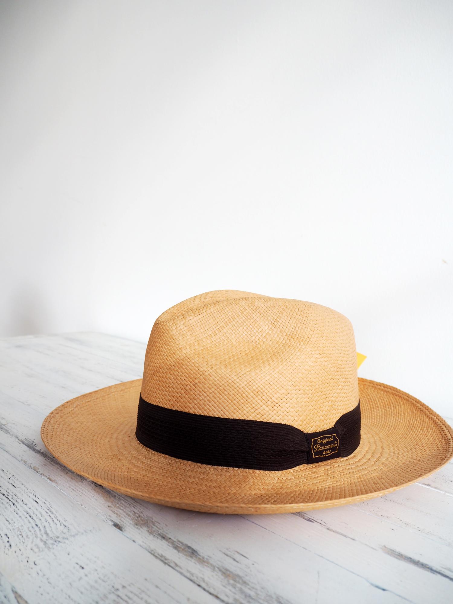 disfruta el precio de liquidación Cantidad limitada imágenes detalladas Sombrero Panamá — Degüayhaus