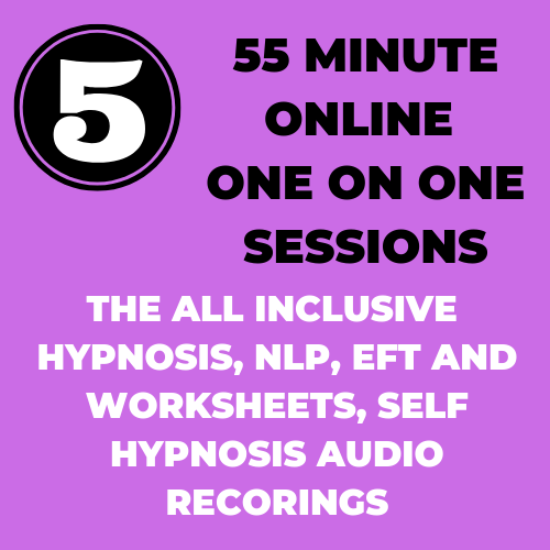 All Inclusive Package — Flourish Hypnosis