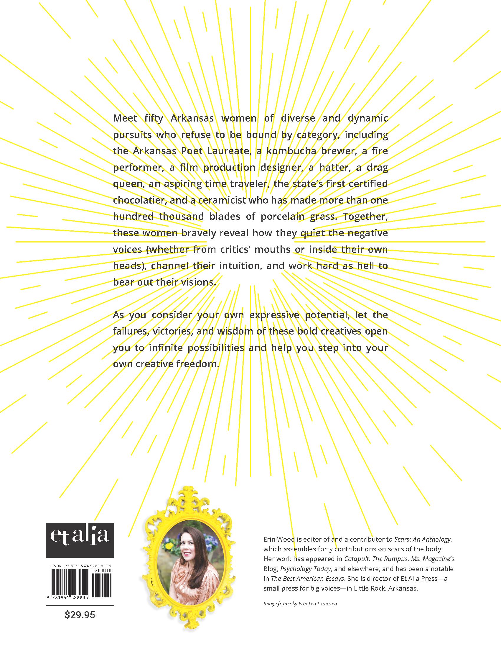 Women Make Arkansas: Conversations with 50 Creatives — Et Alia Press