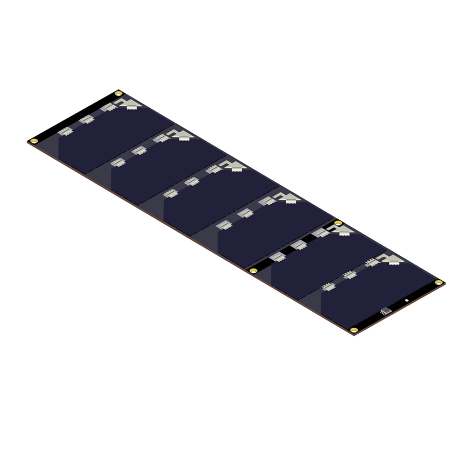 3U Cubesat Solar Panel