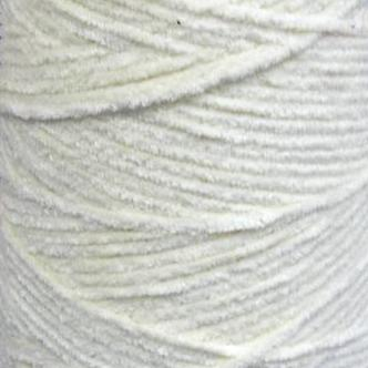 Cotton & Rayon Chenille Yarn — Fiber to Yarn