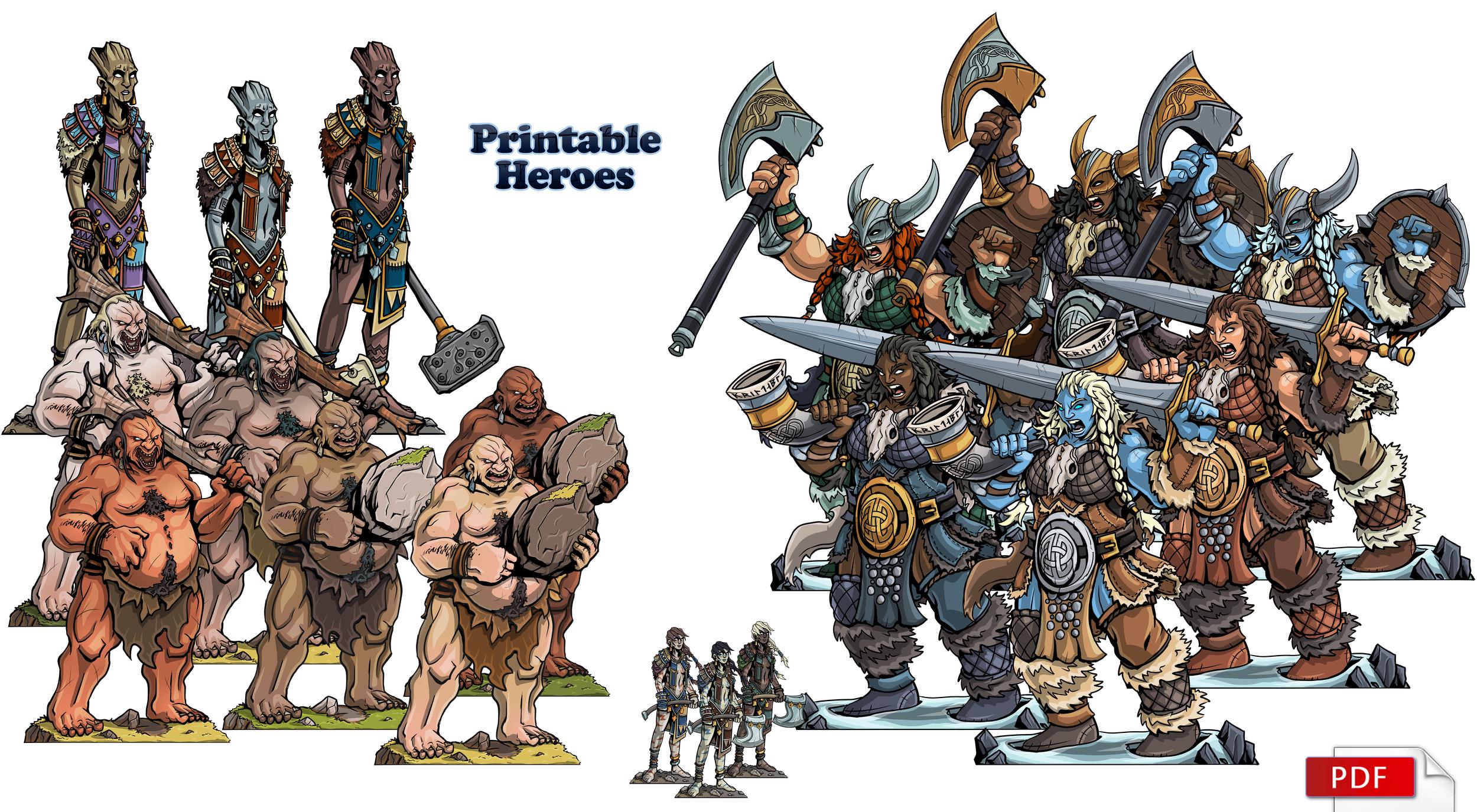 photo regarding Printable Heroes Pdf referred to as August 2016 Printable Heroes Minifigure Mounted JPs Creations