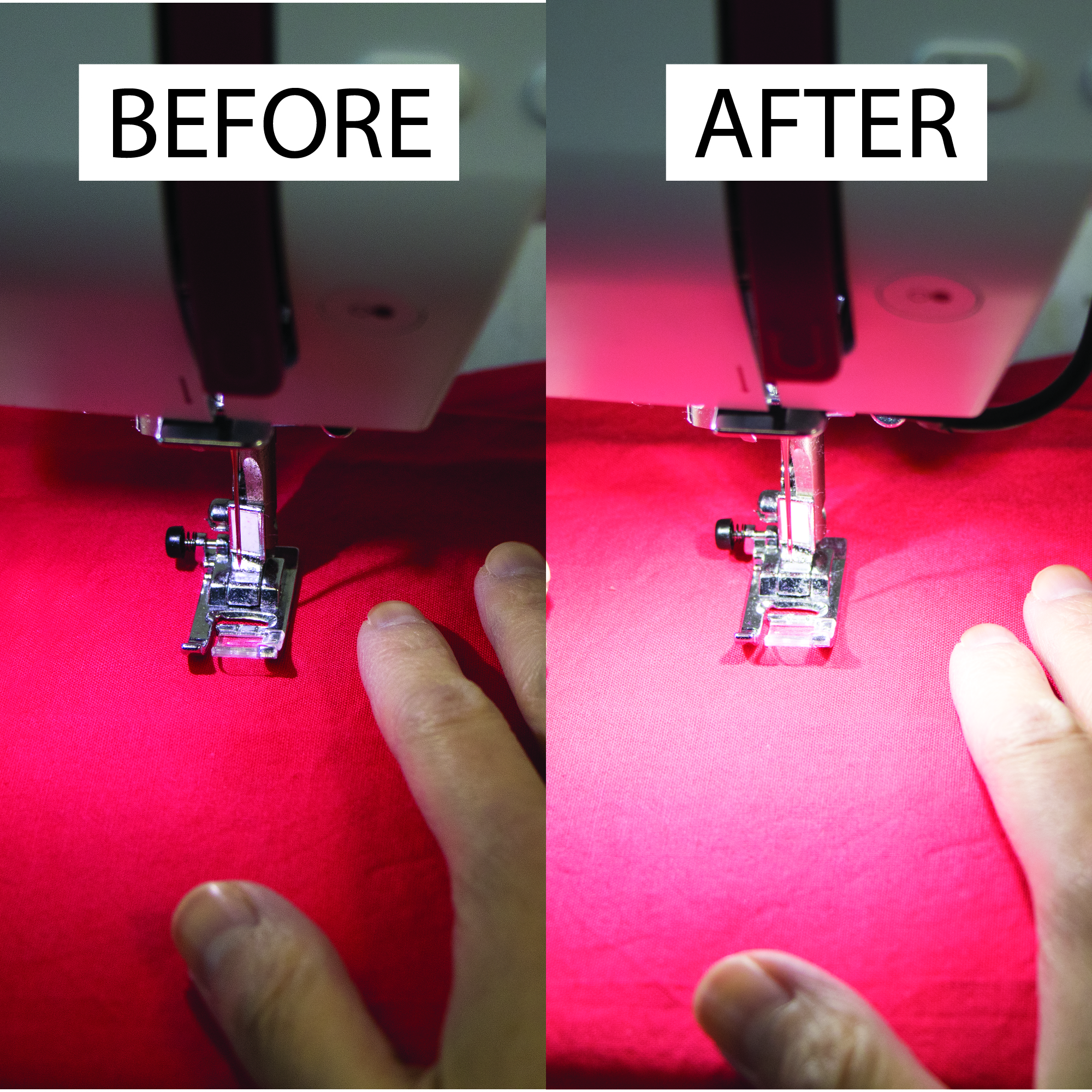 Ever Sewn Lit Rechargeable LED Sewing Machine Light