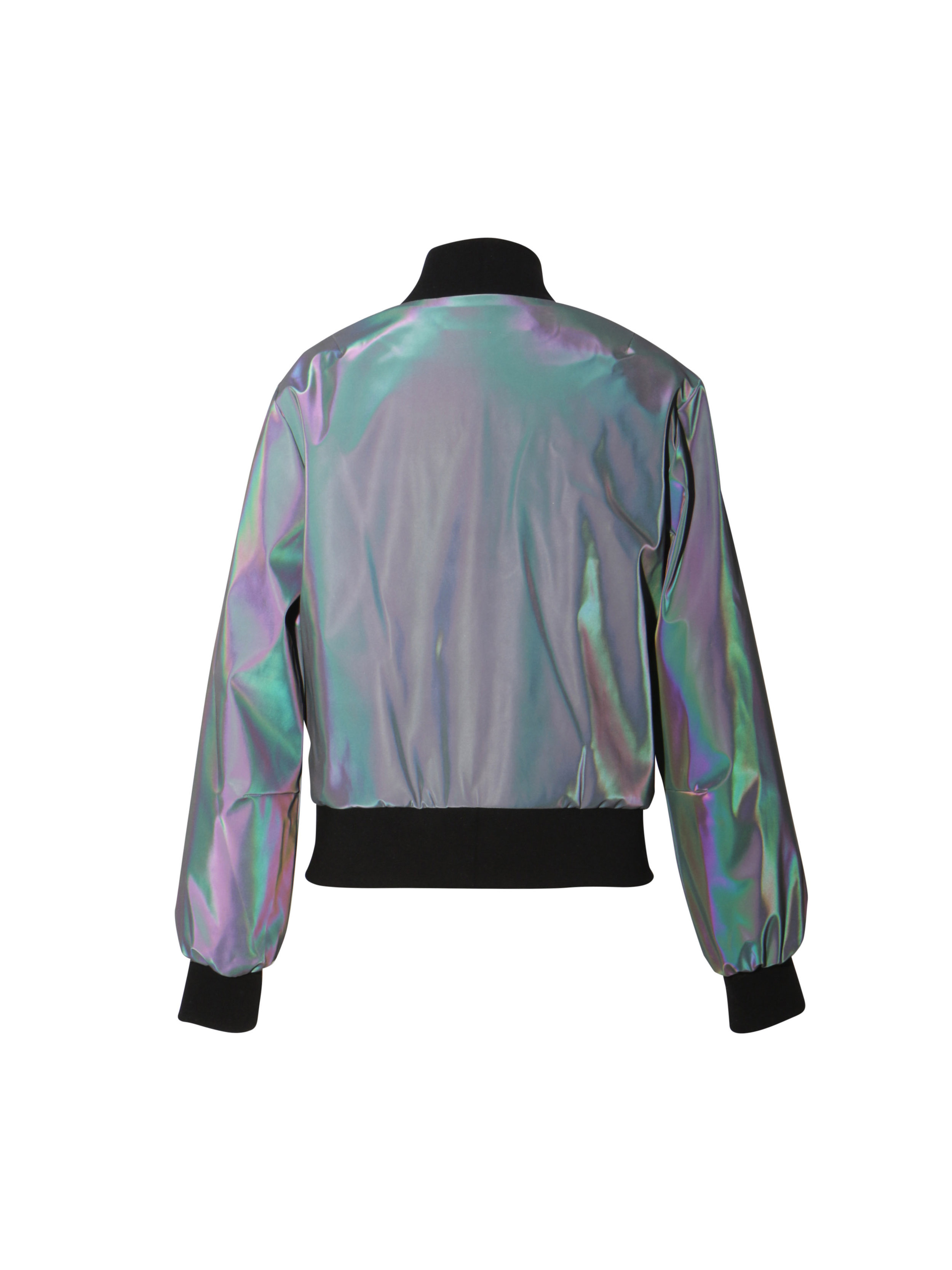 2e01e531f HELGI Cropped Bomber Jacket - Northern Lightswear™ (Reversible) — Therma  Kota