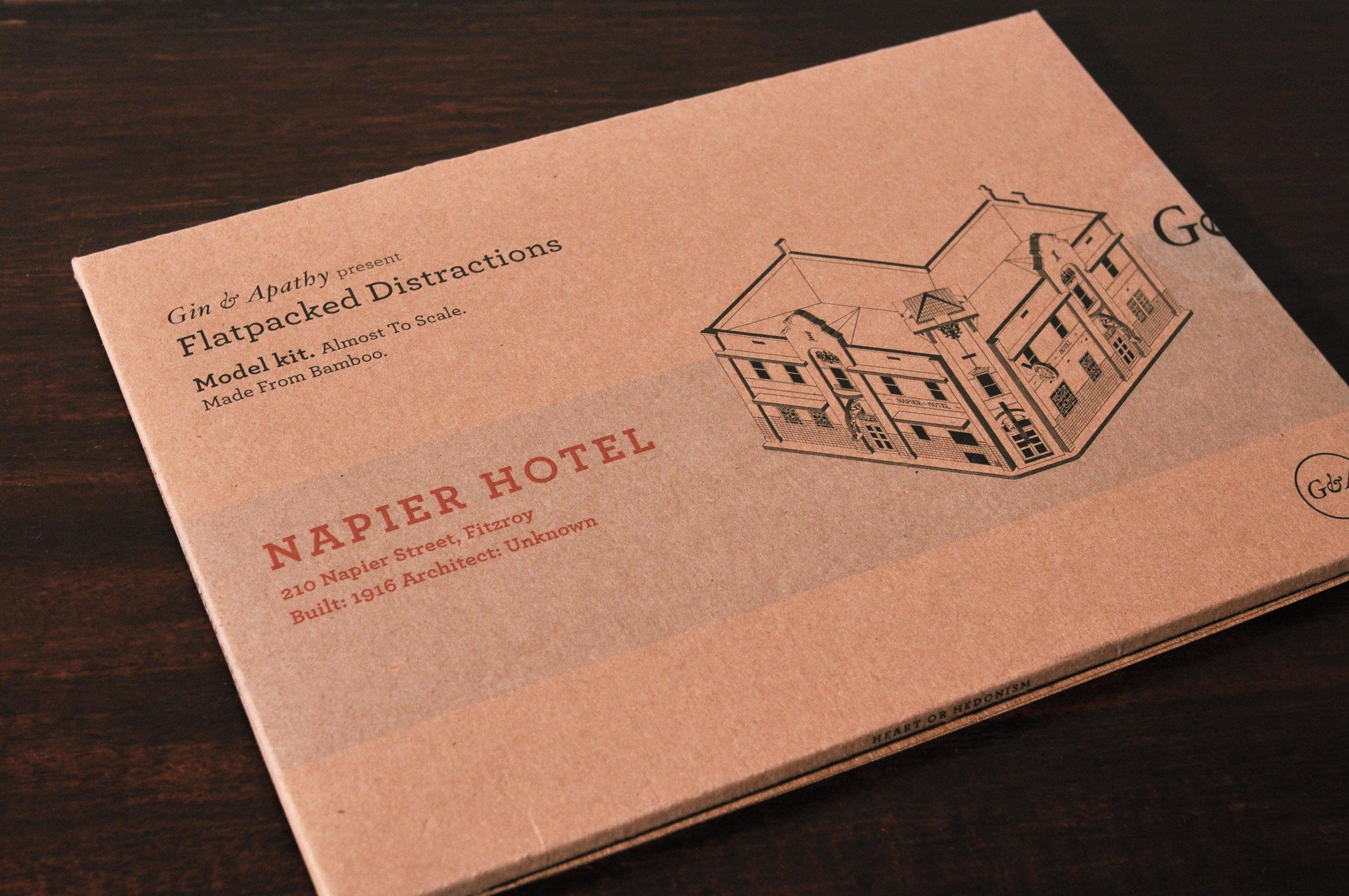 10  Napier Hotel Kit — Gin & Apathy