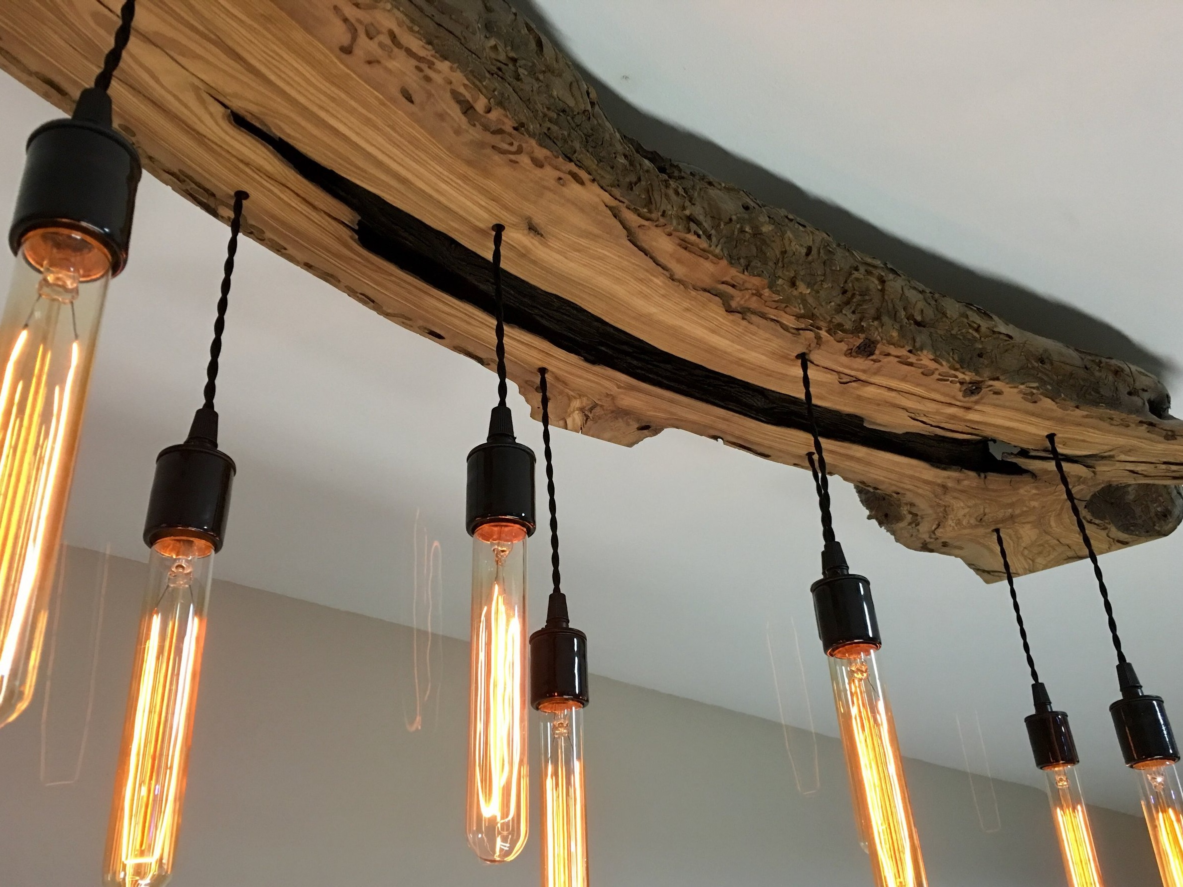 7m Woodworking Online Rustic Lighting