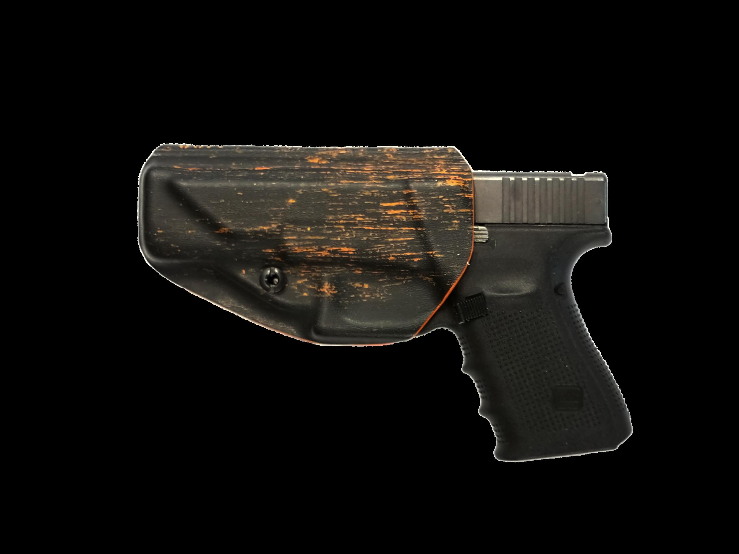 Glock 17 IWB kydex holster