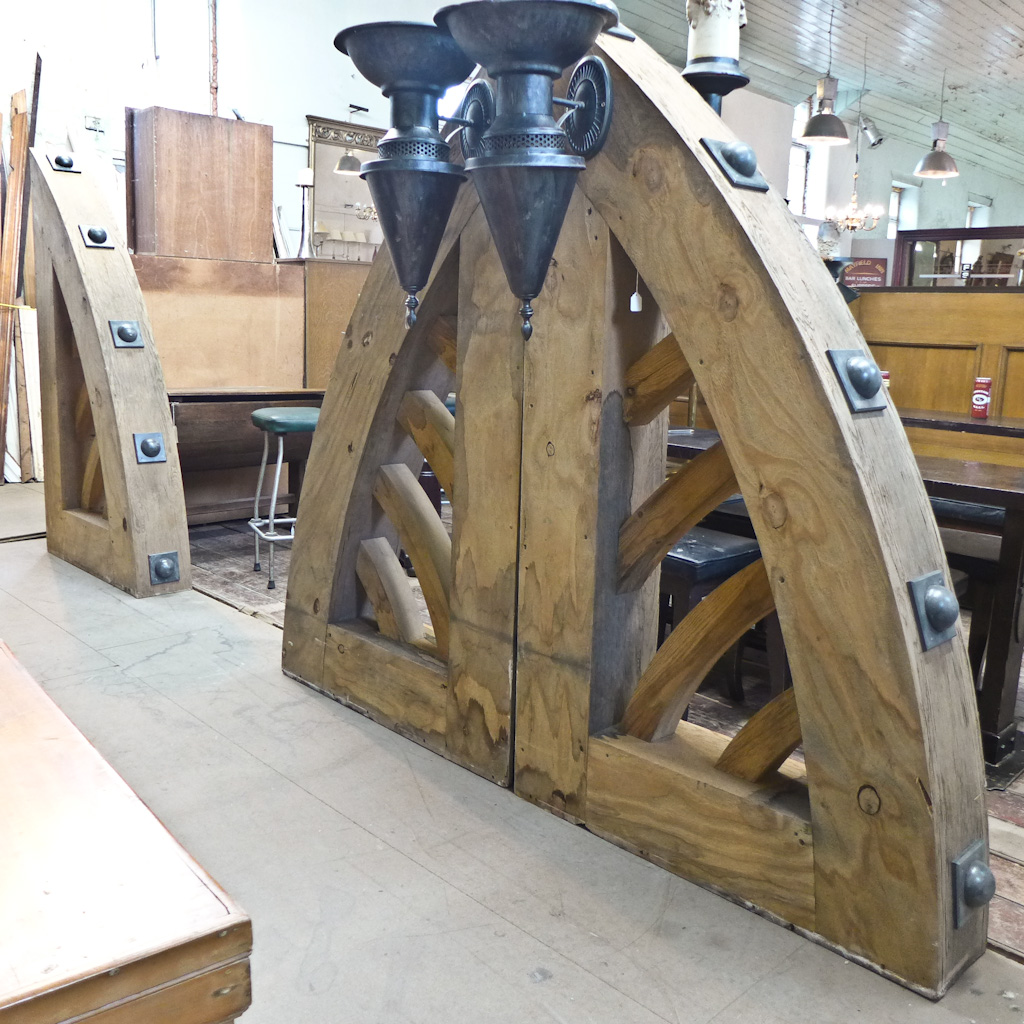 Large Wooden Corbel 0690 Holyrood Architectural Salvage