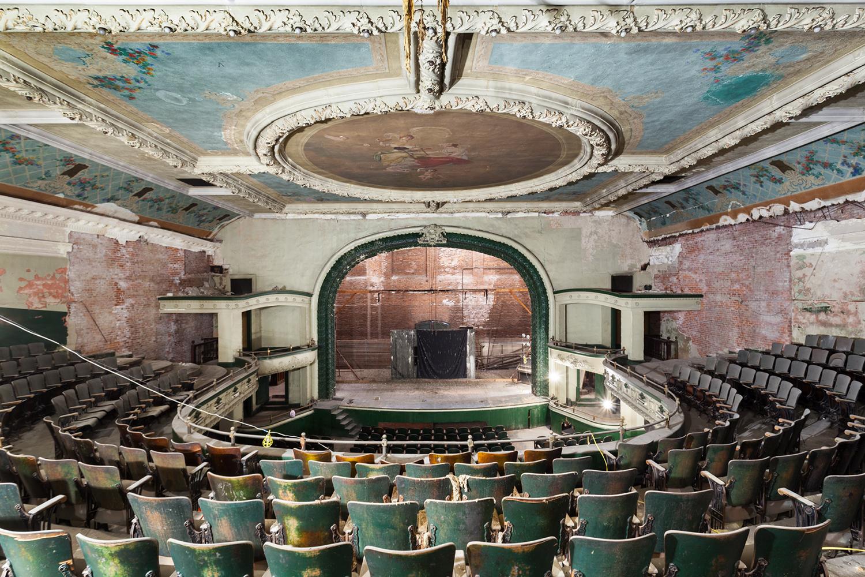 Orpheum Theatre Workshop - New Bedford, MA — Matt Lambros Photography