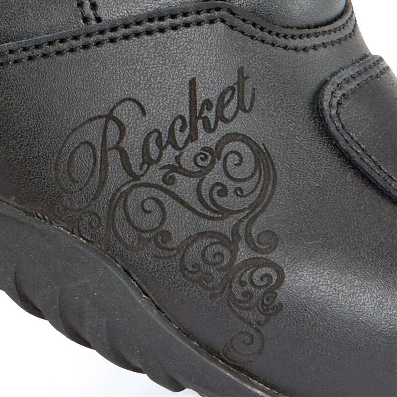 Joe Rocket Trixie Waterproof Motorcycle Boots Black Womens All Sizes