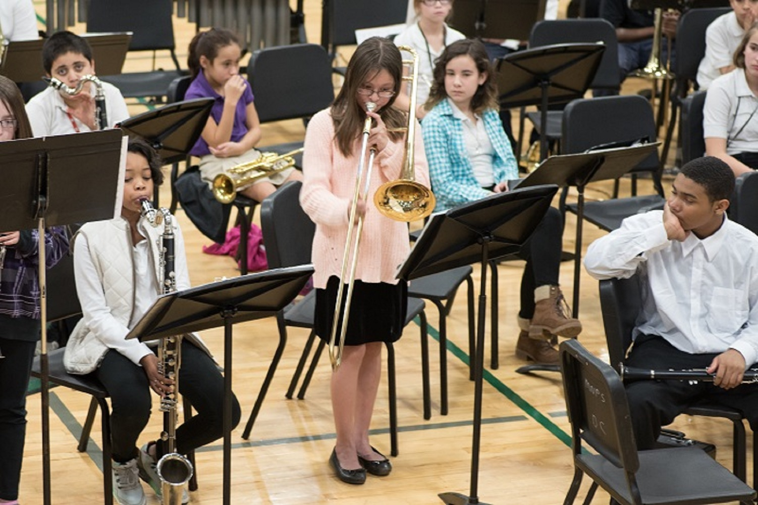 Thriving Programs in Music, Theatre, Dance and Visual Arts
