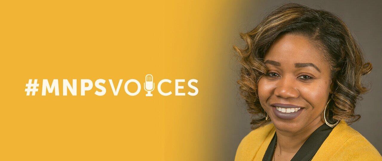 #MNPSVoices- Erika Long, Thurgood Marshall Middle School Librarian