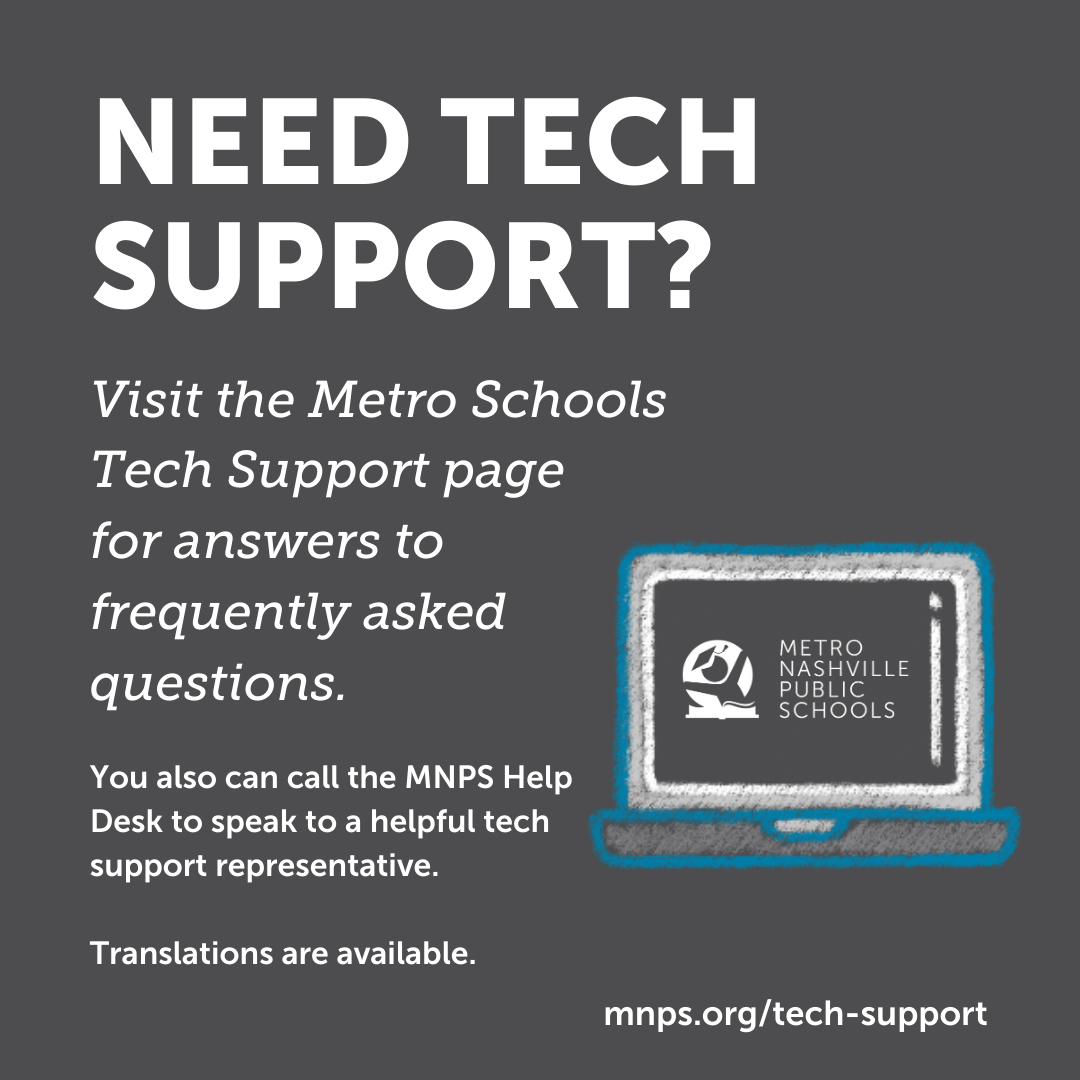 Visit the  Tech Support page  for quick information and for the Help Desk phone number. Translation available.