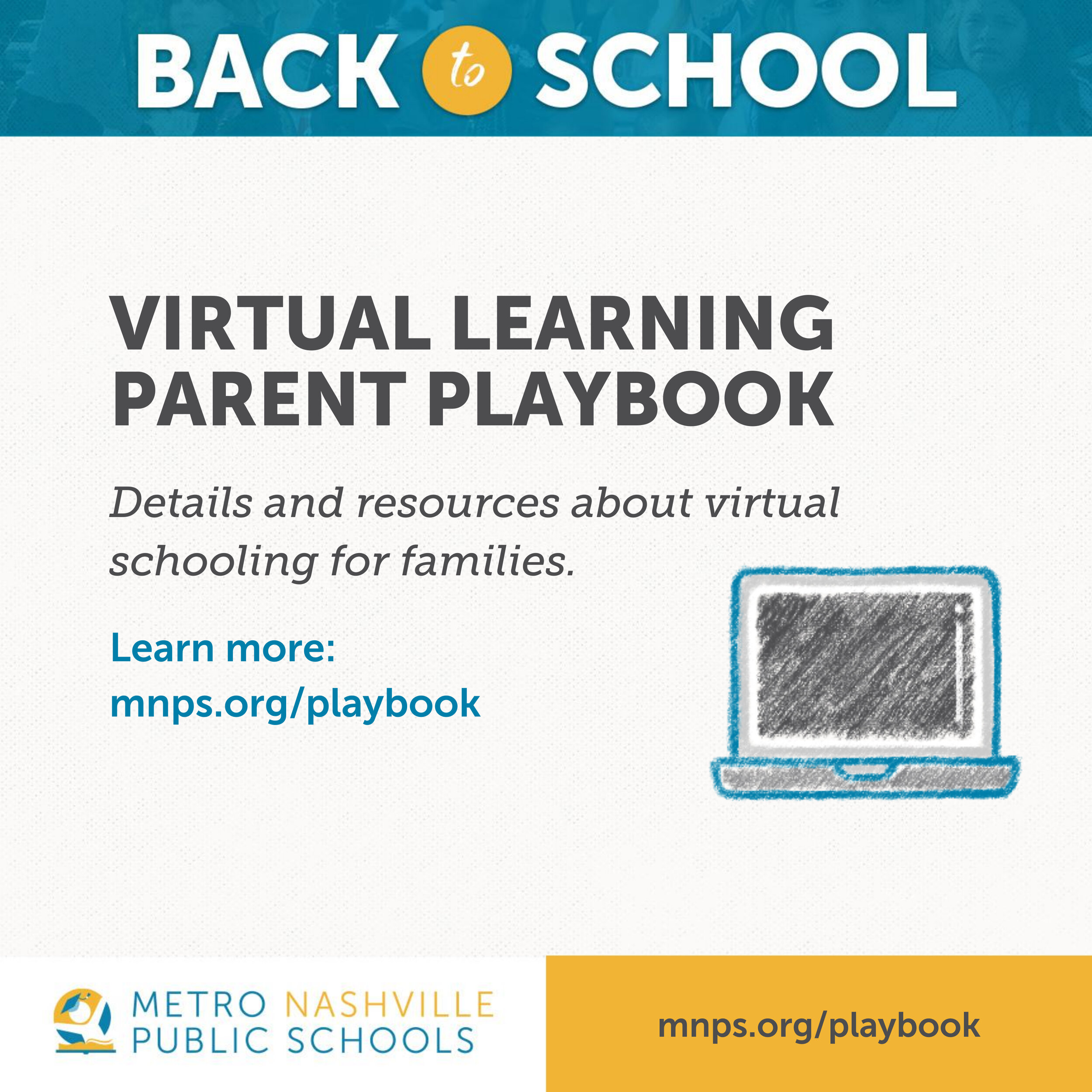 virtual learning parent playbook