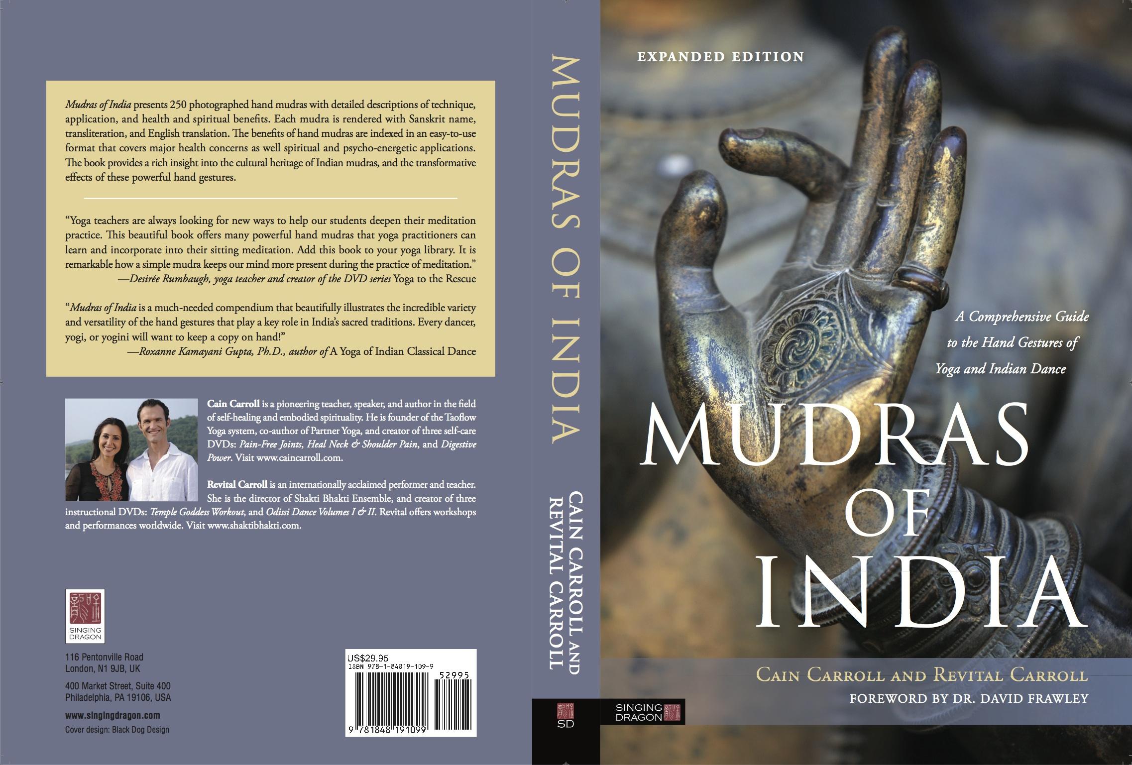 Mudras of India — Shakti Bhakti