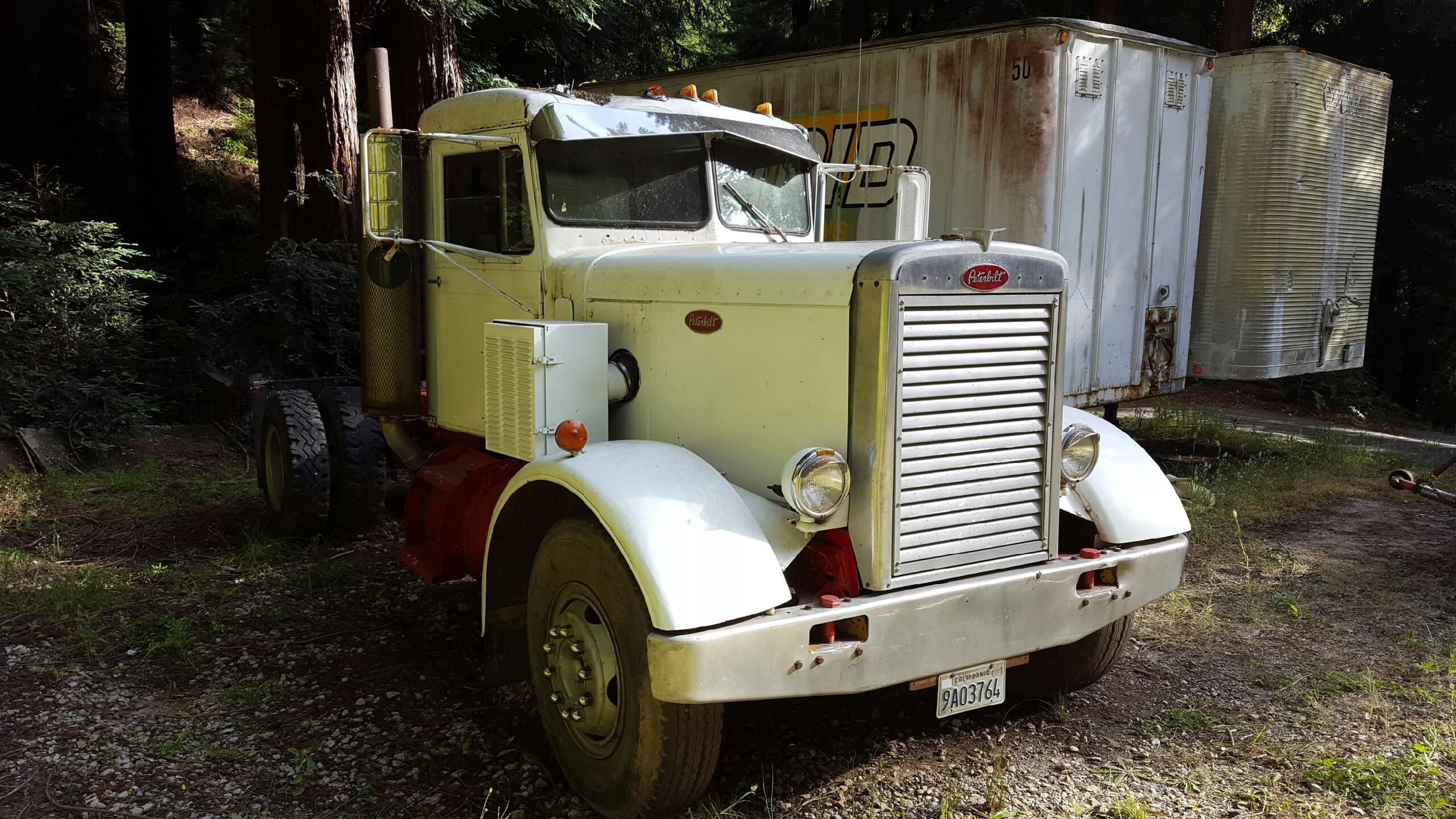 1965 Peterbilt 281 — Cali-Trucks