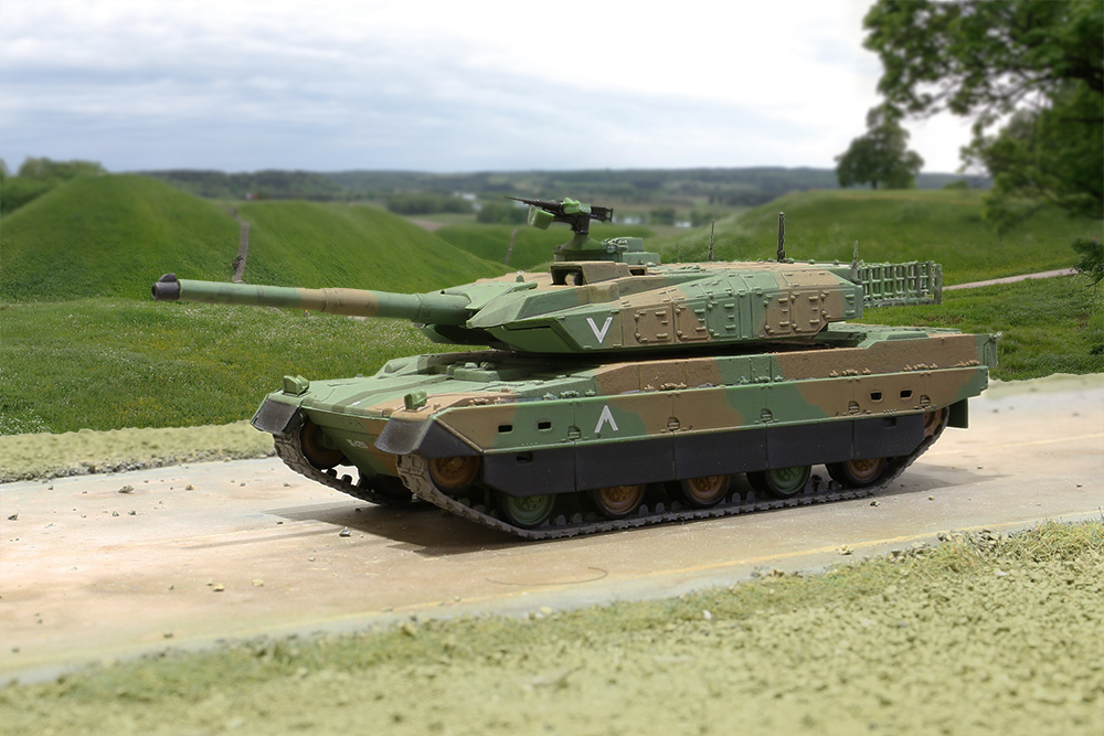 IMEX/Waltersons Japanese Type 10 1/72nd Scale RC Tank — Taigen Tanks