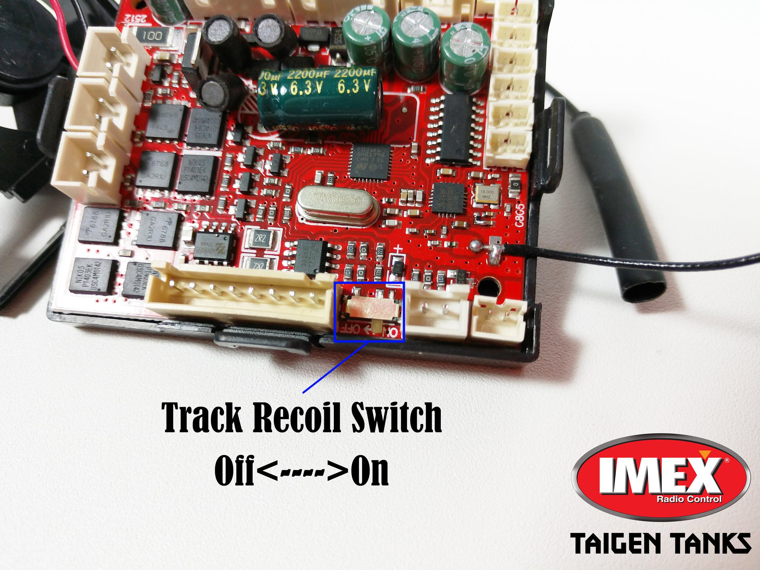 Taigen V3 2 4GHz Motherboard & Sound Card (Choose Sounds) — Taigen Tanks