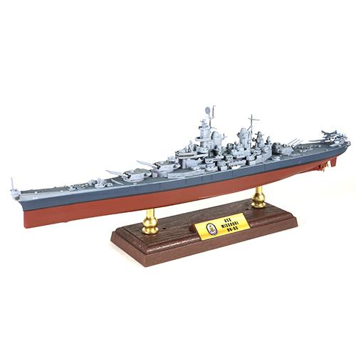 1:700th Die-cast USS Iowa Class Battleship, USS Missouri (BB-63) - Pacific  Theater, Battles of Okinawa — Taigen Tanks