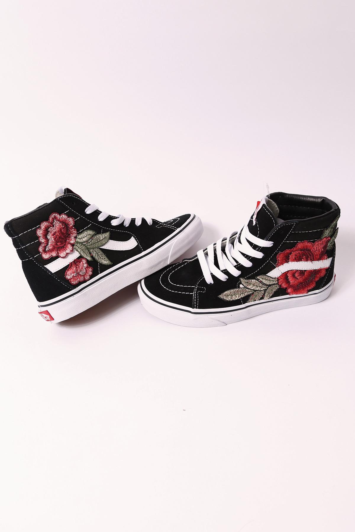 rose vans