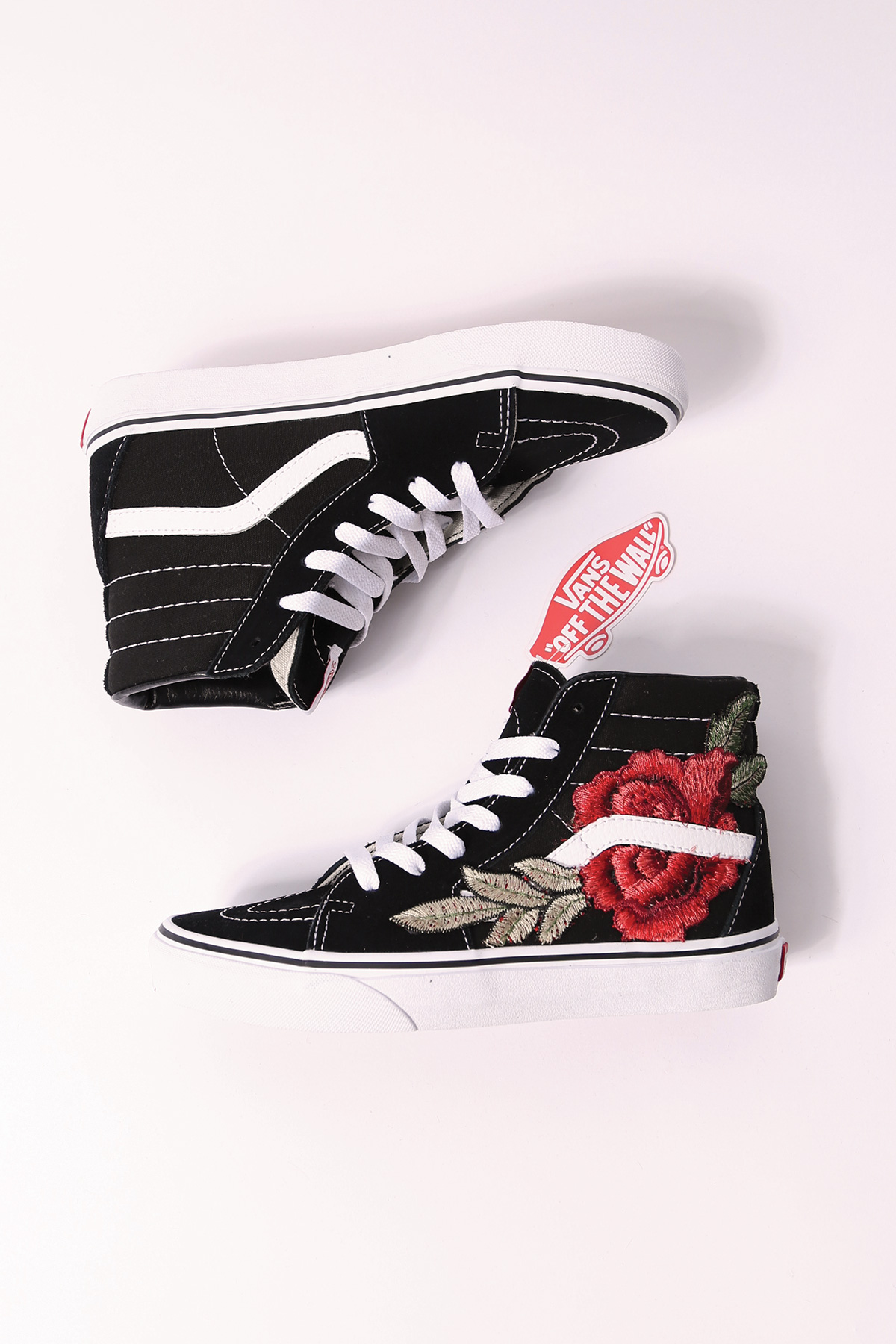vans Skate rose