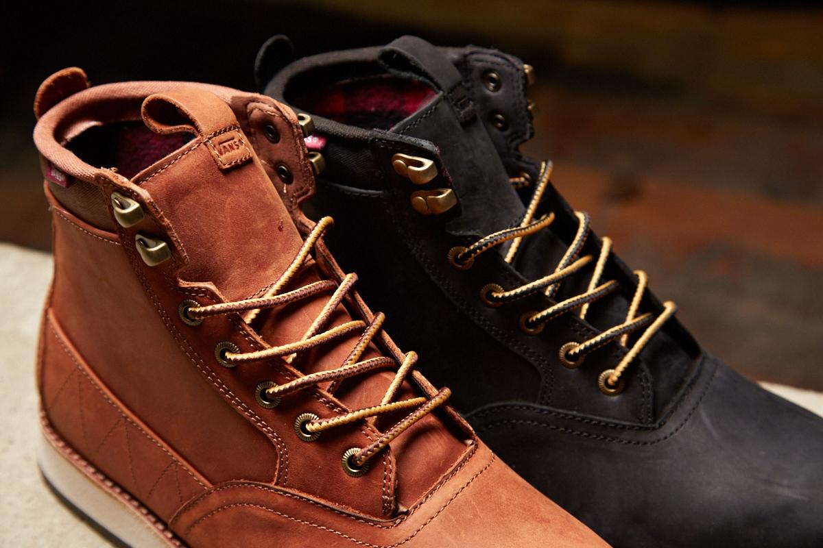 959e7c96d8 Fairbanks Boot MTE — The General by Vans