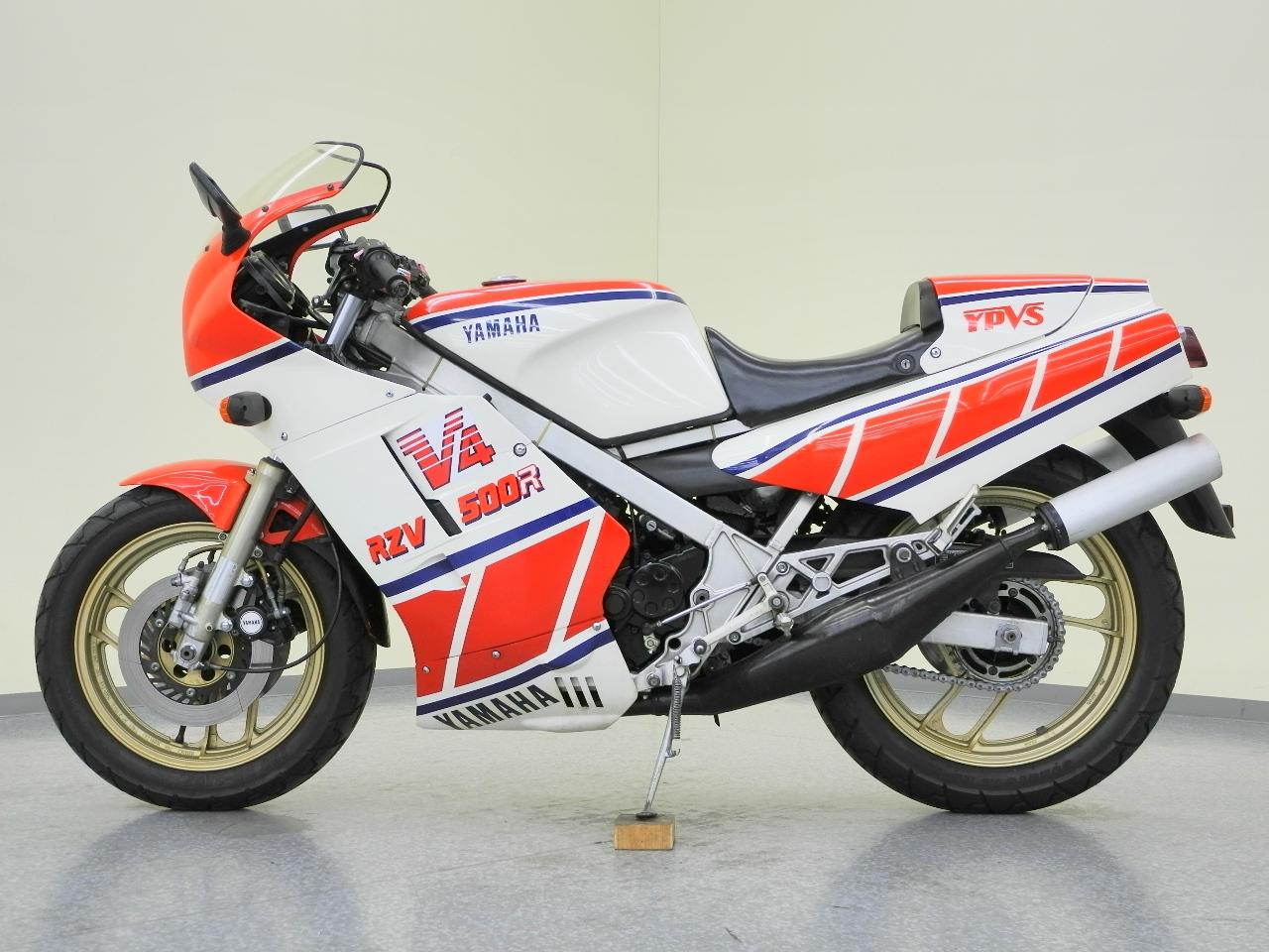 Yamaha RZV500R — Moto2 Imports