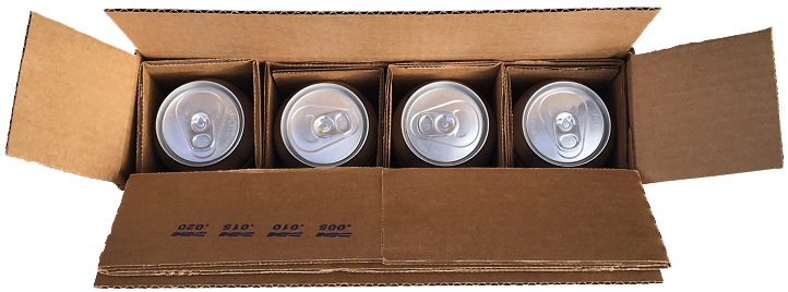 8 Pack Can Shipper 5 Reusable Pods Min Order Qty 5 Whale Pod Shipper Beer Can Shipping Boxes For 16oz Or 12oz Craft Beer Cans