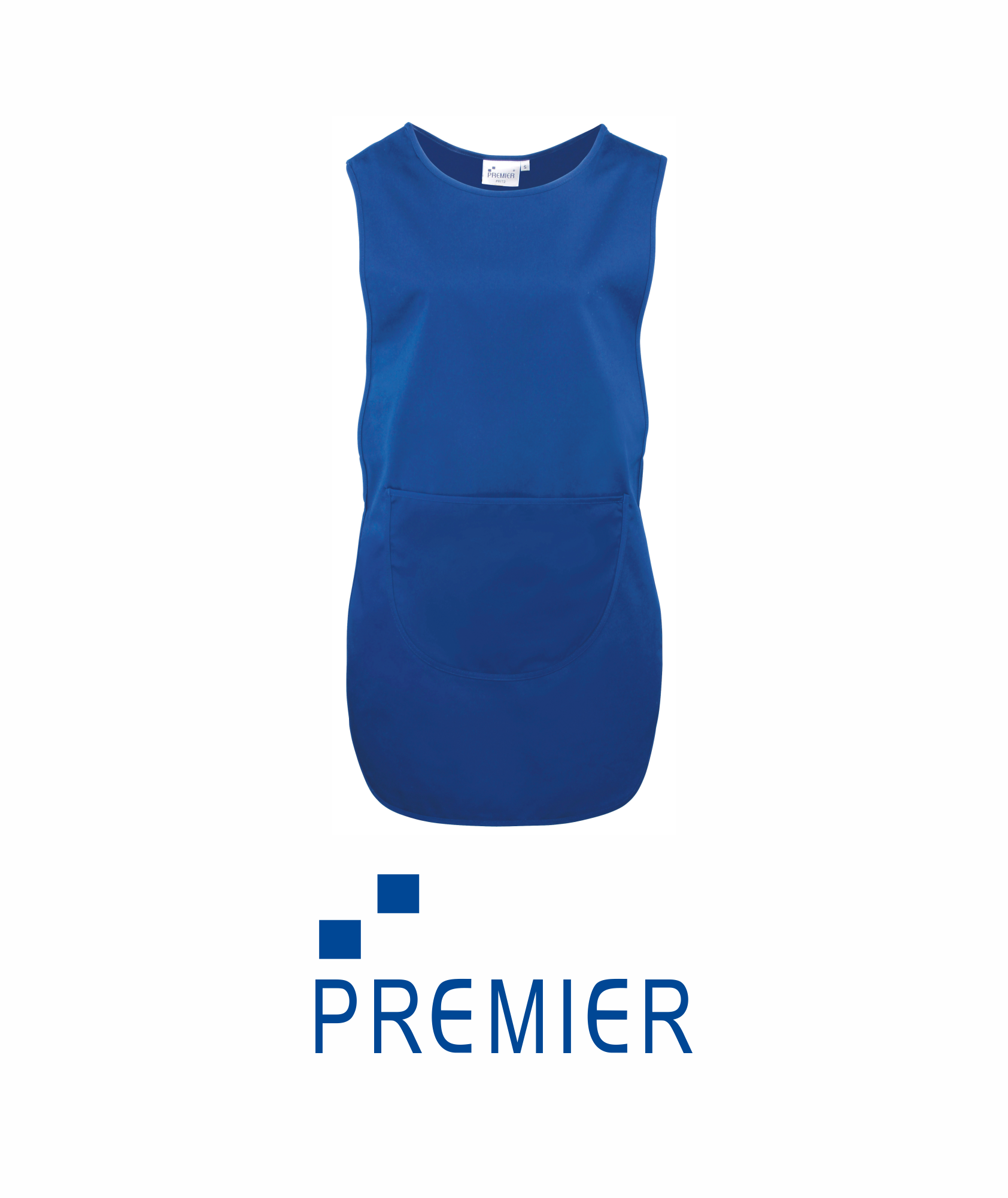 Premier Ladies Long Length Pocket Tabard
