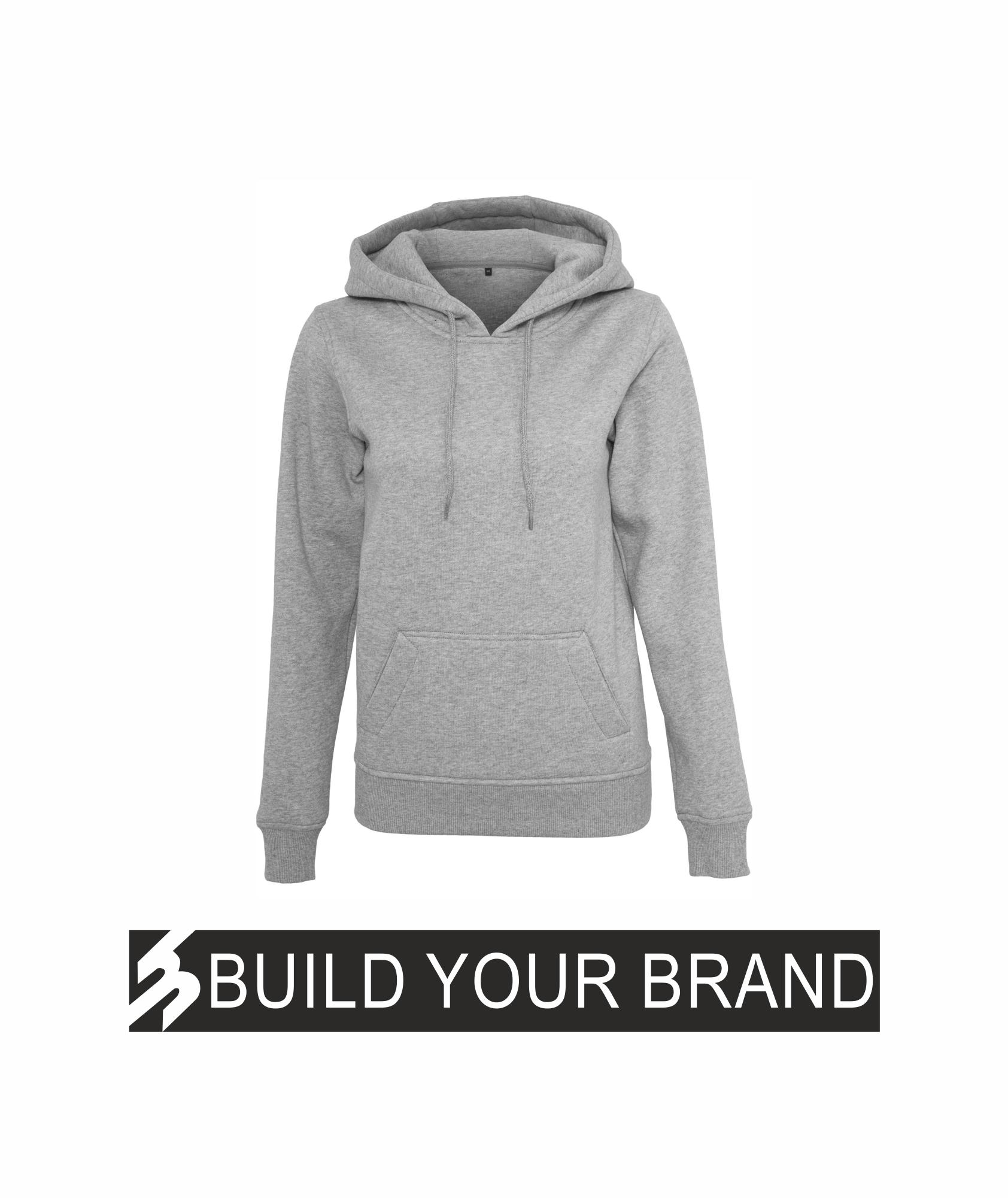Build your Brand Womens Heavy Hoody
