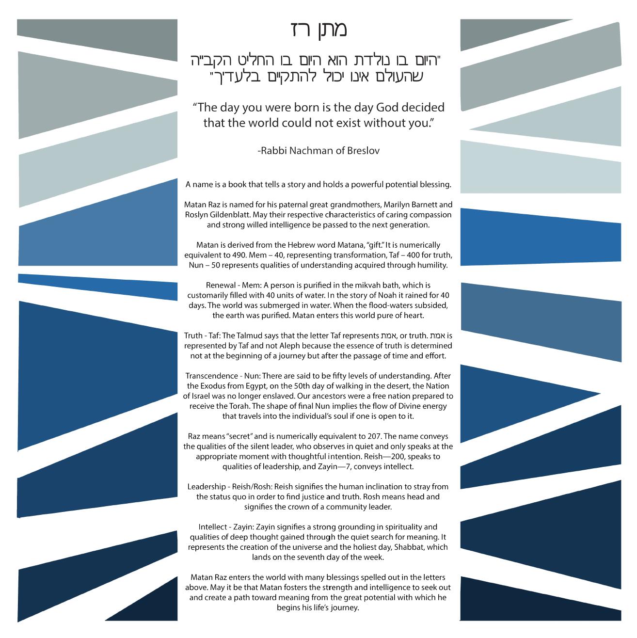 Light Shines Through customizable print — Bat Sarah Press