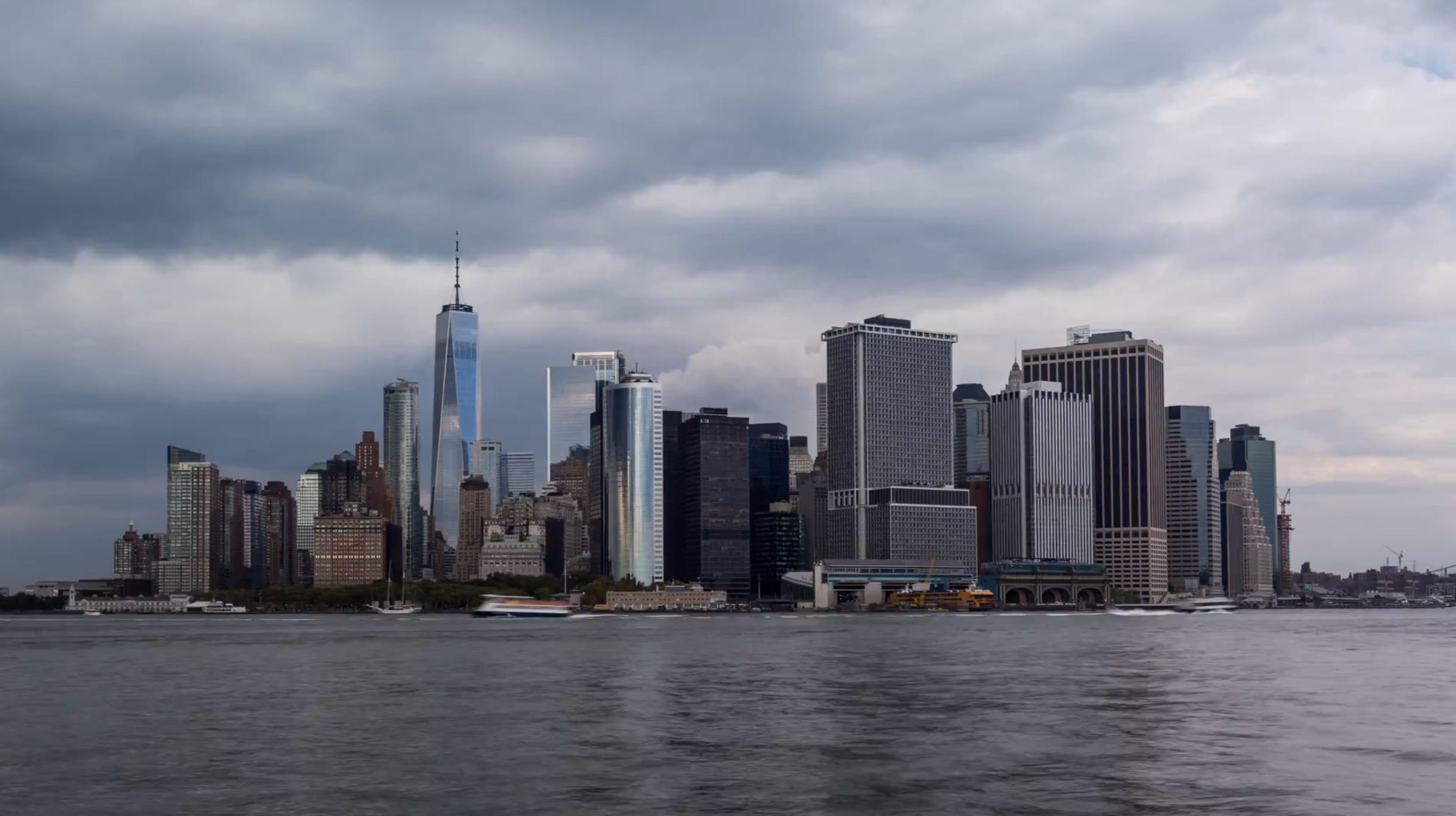 Hd Manhattan Skyline New York City Day Hyperlapse Emeric S Timelapse