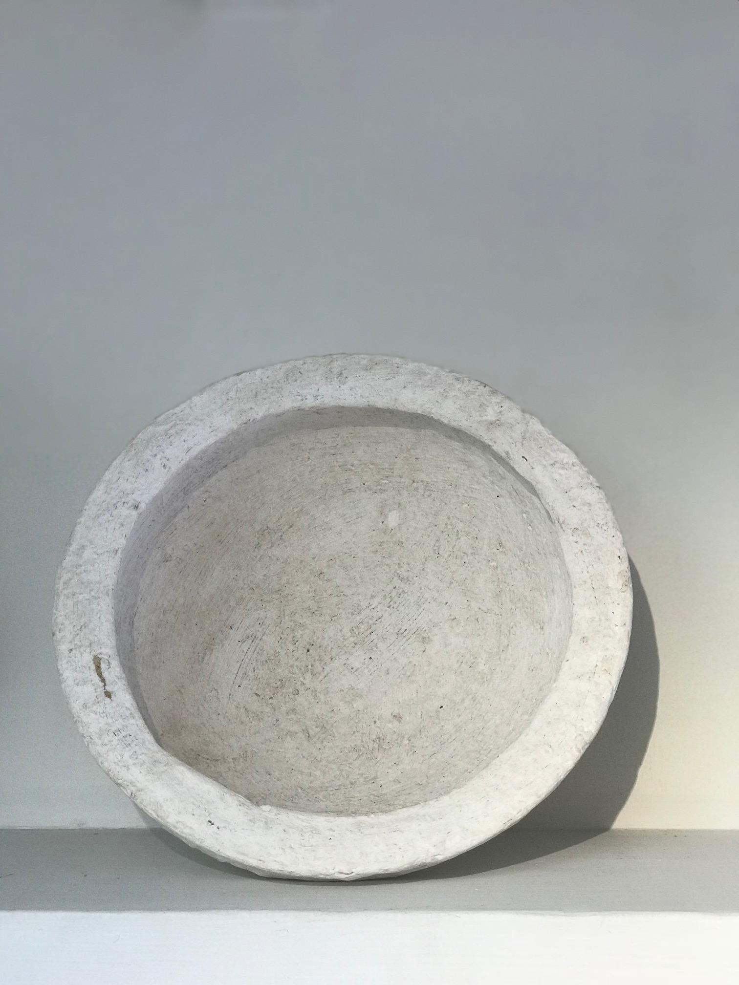 Paper Mache Bowl Medium Huit