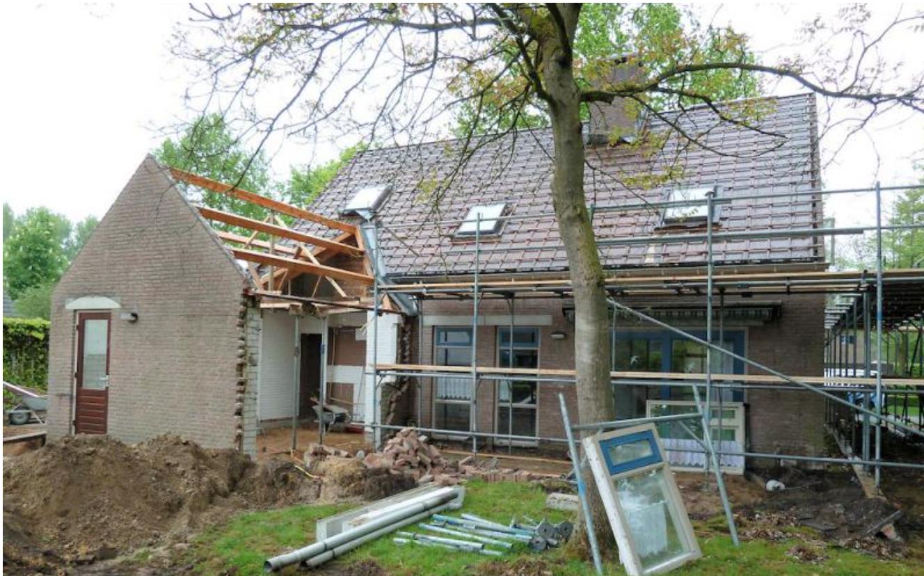 Renovatie woonhuis Mekking (Smits & zonen, Oirschot)