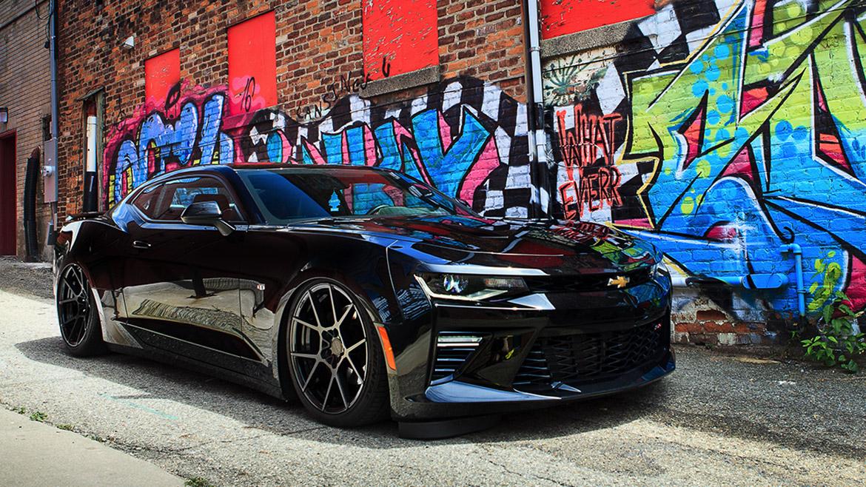 6Th Gen Camaro >> Chevrolet Camaro 6th Gen 2016 2018 Air Lift Full Kit Martin S Tire Service
