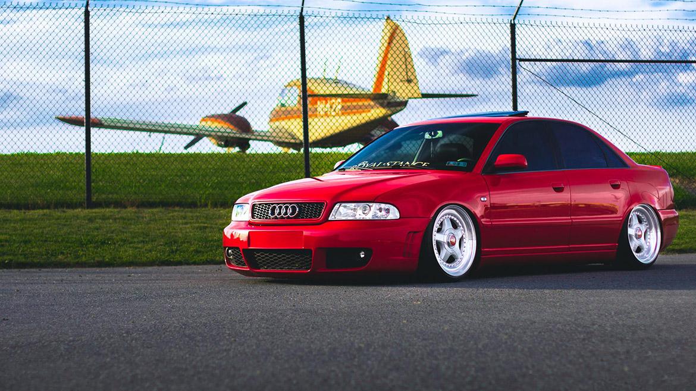 Audi S4 B5 >> Audi A4 B5 1994 2002 Air Lift Rear Kit Martin S Tire Service