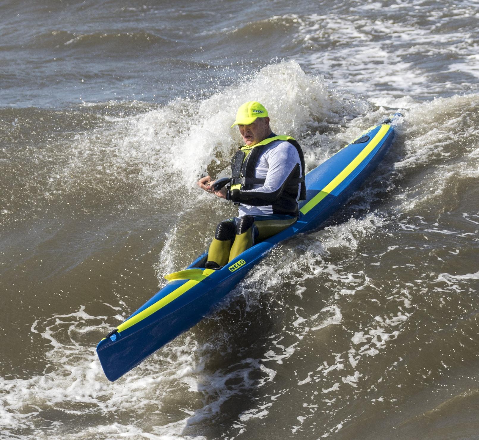 Nelo 520 Surfski — Keystone