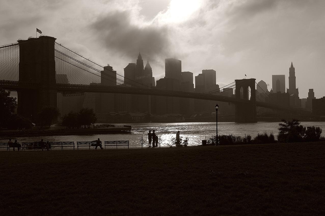 Brooklyn Bridge New York Wallpaper John Van Helvert Photography