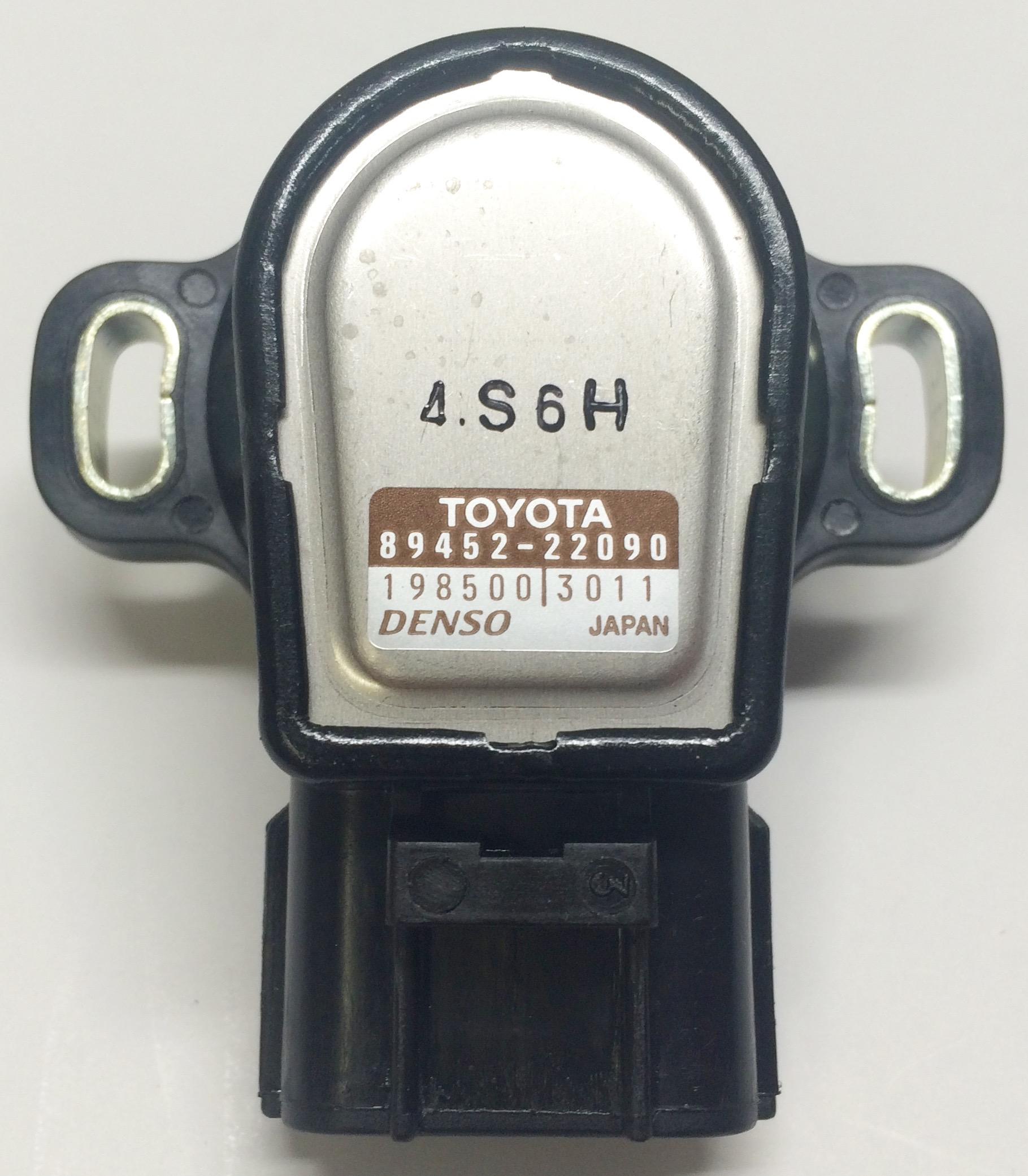 throttle position sensor (TPS) — 22RE Performance