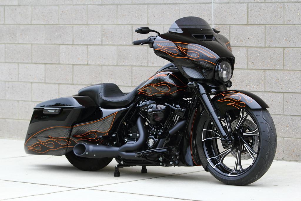 2017 Harley Davidson Street Glide Special - 21